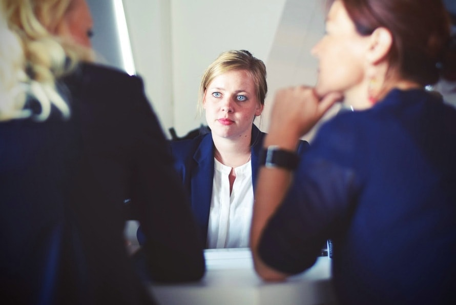 How to deal with an intimidating manager