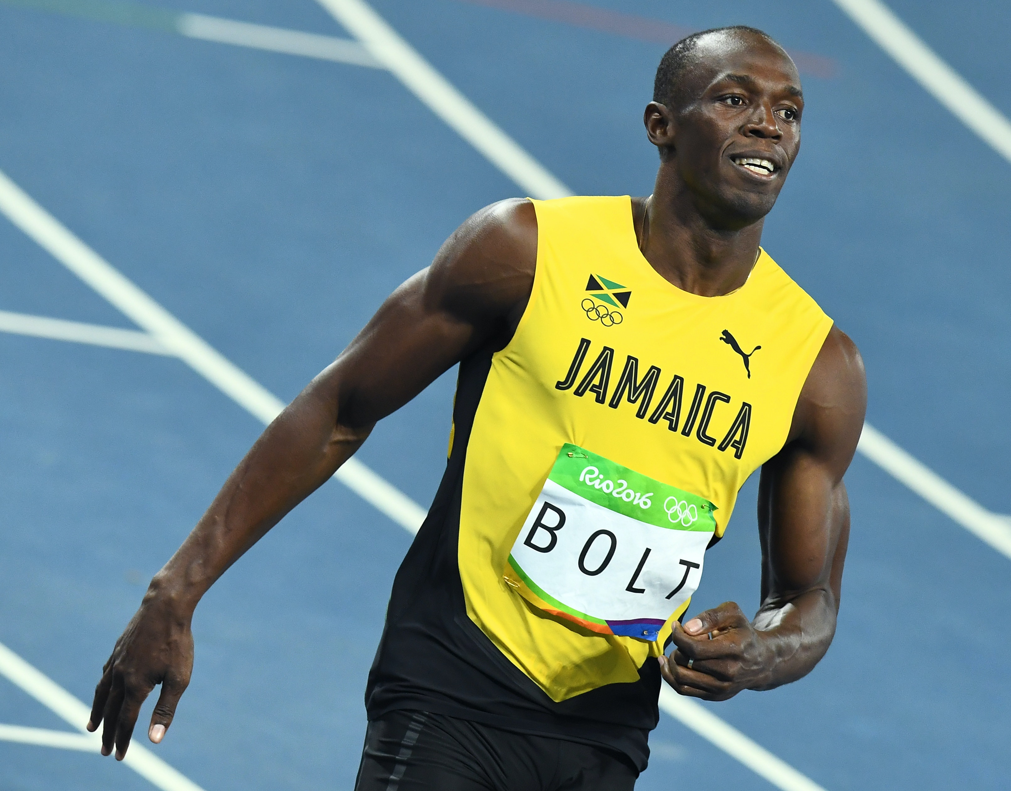 Why Did Usain Bolt Start Running? Track Wasn't The Olympic