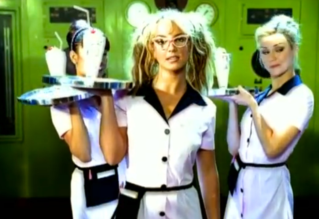19 Iconic 90s Music Video Outfits From Female Solo Artists Of The Decade A Definitive Ranking Of Cone Bras Ufo Pants Crop Tops