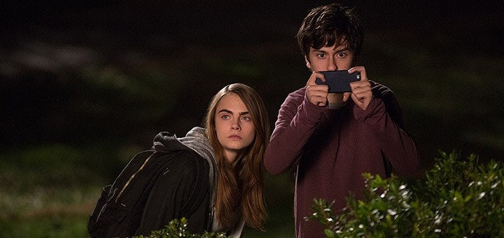 Paper towns movie part 1