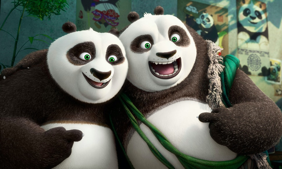 will kung fu panda 4 ever be released three jack black plays a