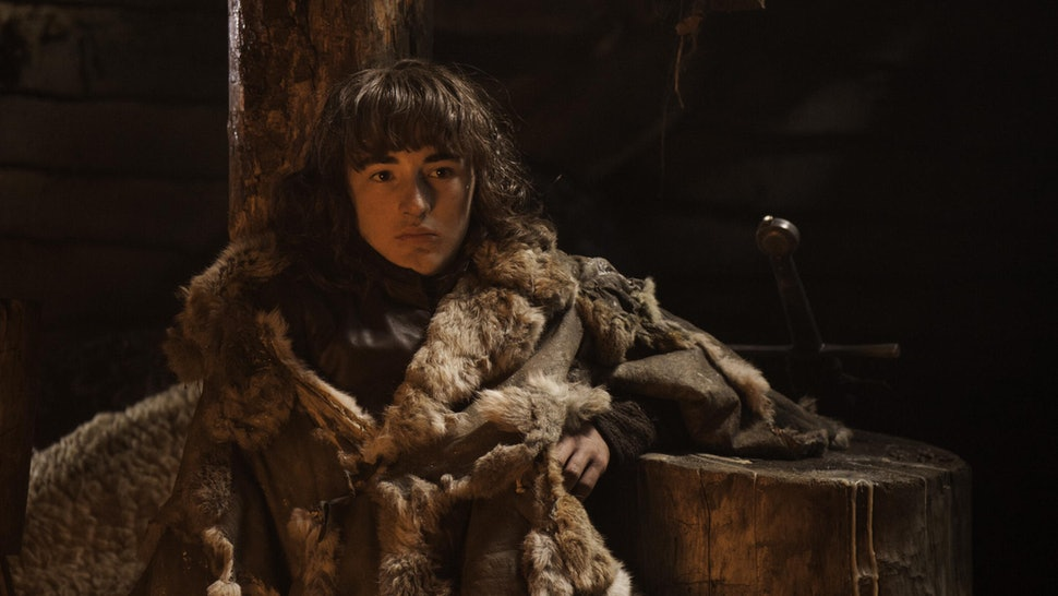 Where Are Bran Rickon During Game Of Thrones Season 5 One Of