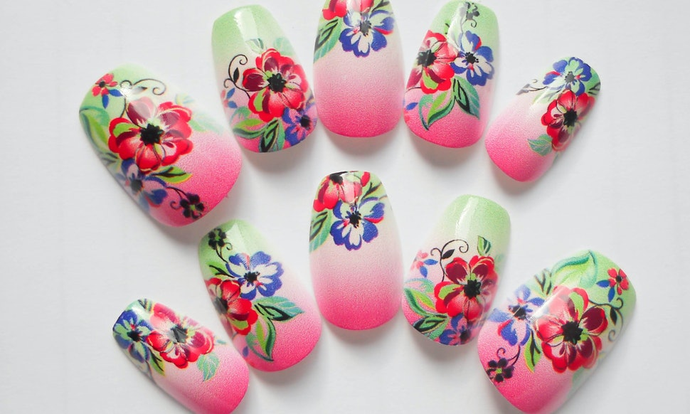 13 Adorable Press On Nail Designs Perfect For Lazy Girls Or Those ...