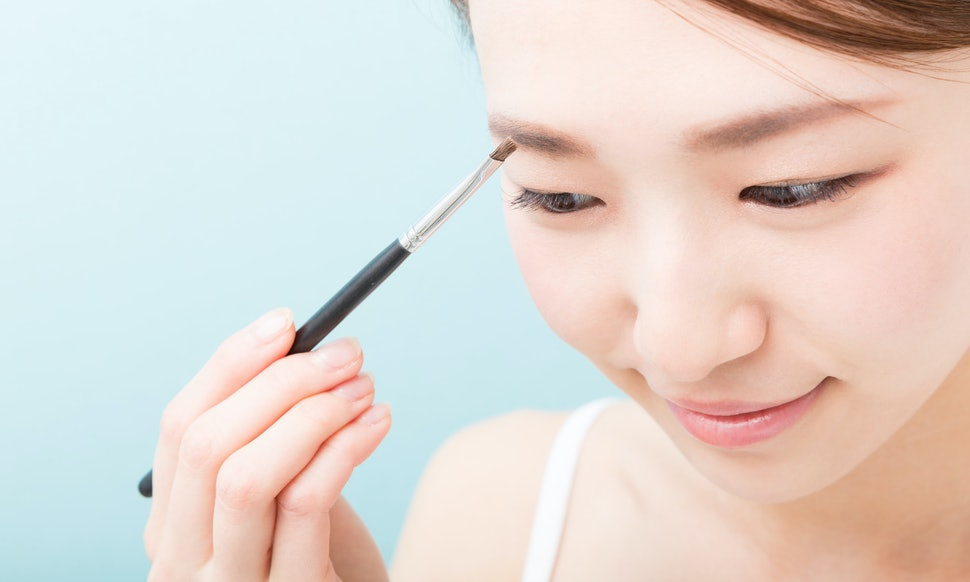 How To Create Brows If You Have None Make Them Look Natural