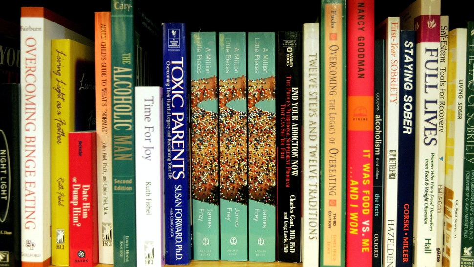 Doctors Prescribe Self-Help Books to Fight Depression