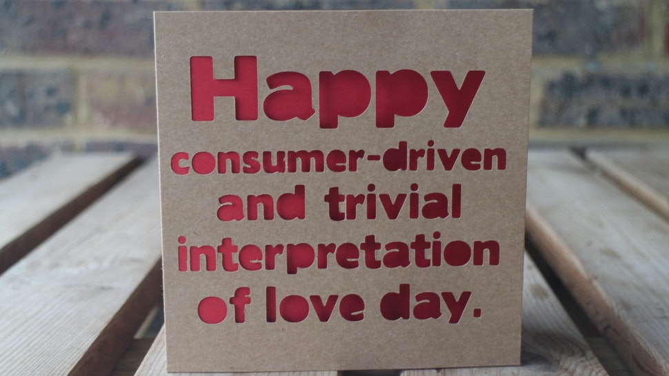 22 Anti-Valentine\'s Day Cards Perfect For People Who Hate ...