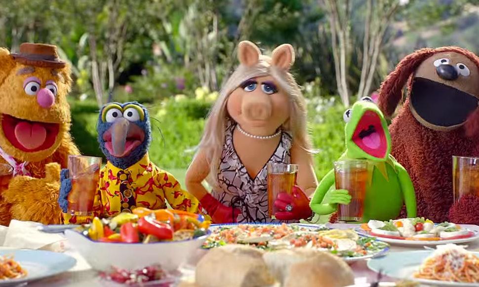 muppets lipton iced tea ad serves as a reminder that tea