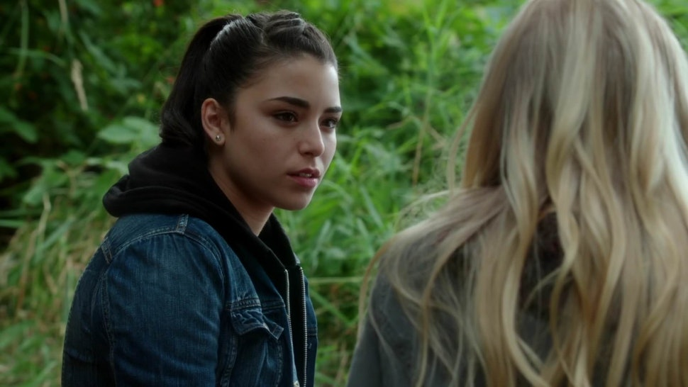 Is Lily Maleficent S Daughter On Once Upon A Time This