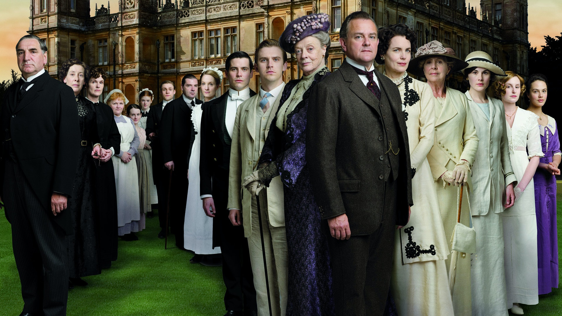 Virginia Woolf\'s \'Downton Abbey\' Season 4 Cameo Will Make History