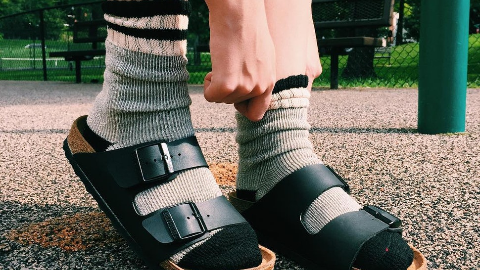 d7a2929d1f9e How To Wear Birkenstocks In The Fall
