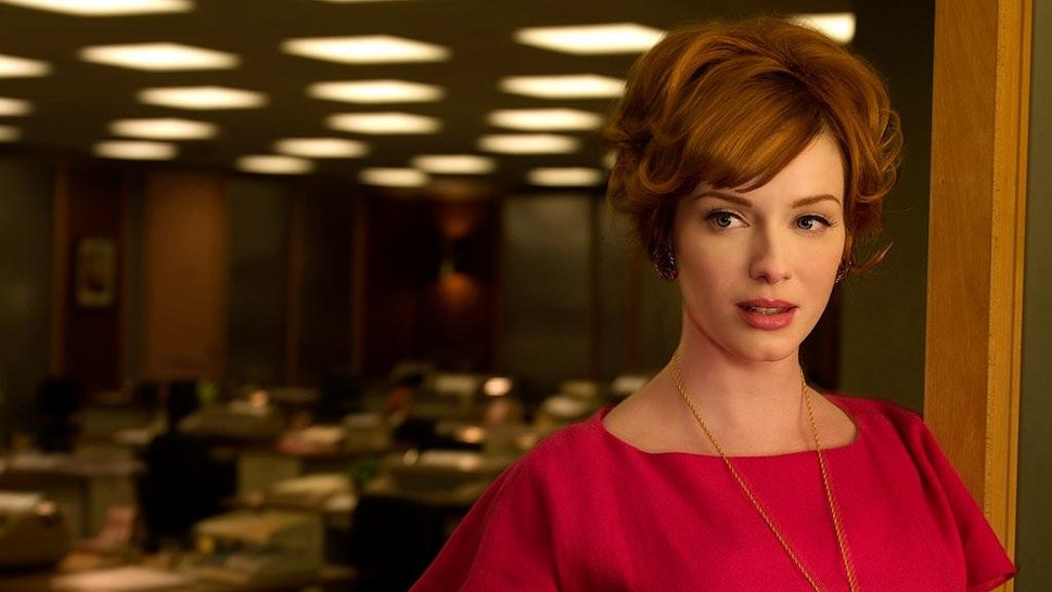 c85d64fb5 7 Lessons 'Mad Men's Joan Holloway Taught Us About Being Fierce