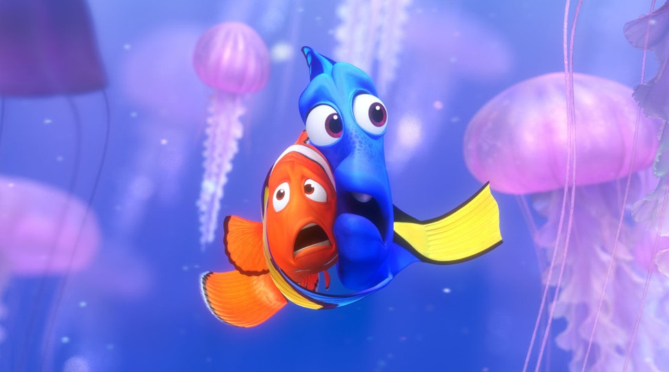 23 Finding Nemo Characters Ranked From Beloved To Totally Bonkers