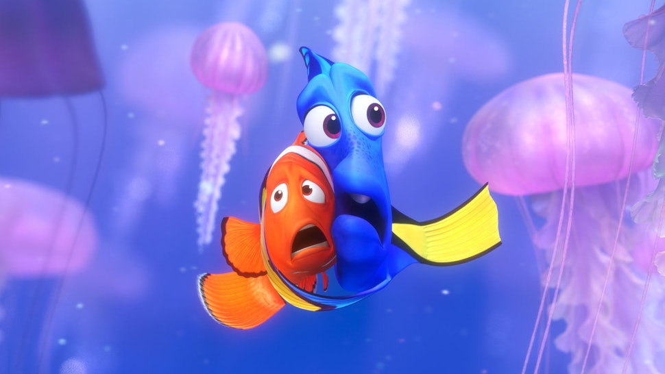 23 'Finding Nemo' Characters Ranked From Beloved To Totally