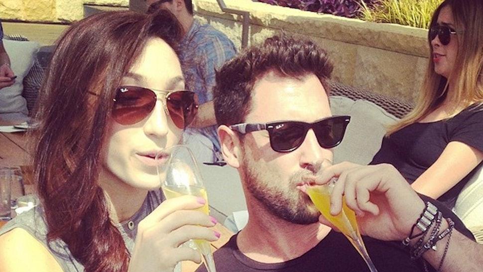 Meryl Davis dating Maksim Chmerkovskiy