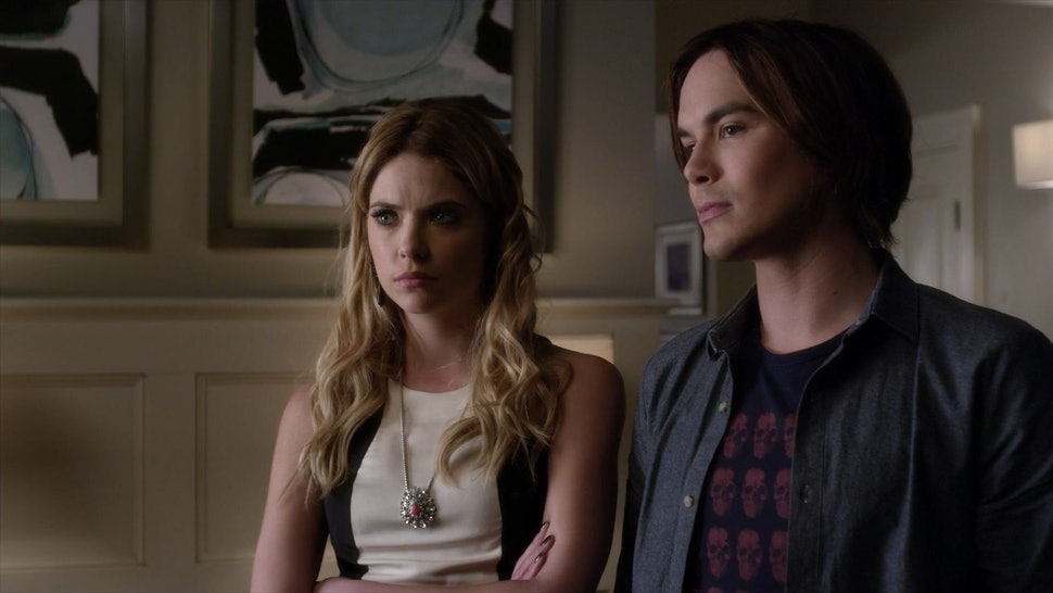 do caleb and hanna get back together