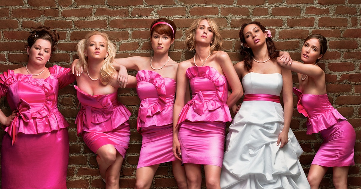 40e1cf4319f 11 Ugly Bridesmaid Dresses From TV And Movies That Will Make You Happier  About Your Own