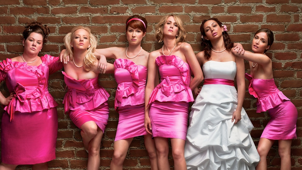 d6749888a78 11 Ugly Bridesmaid Dresses From TV And Movies That Will Make You Happier  About Your Own