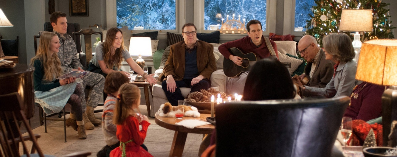 love the coopers narrator is a total a lister but thats not the most surprising part - Steve Martin Christmas Movie