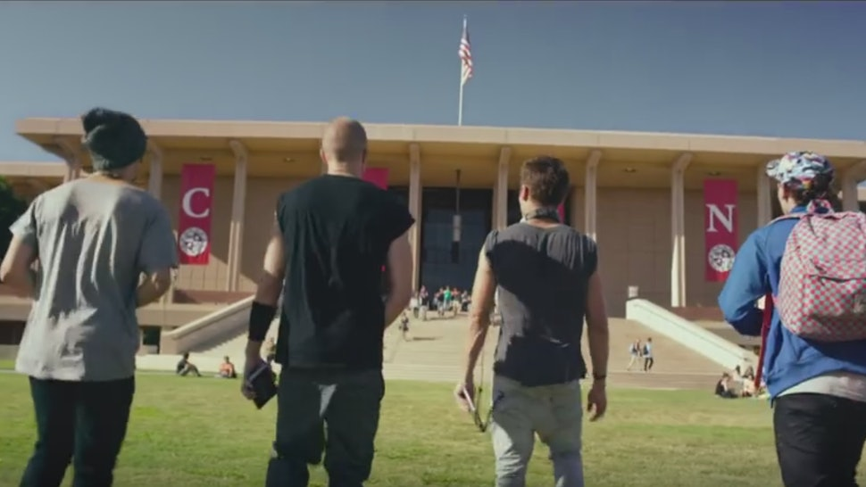 Where Is CSUN From 'We Are Your Friends'? Zac Efron's New