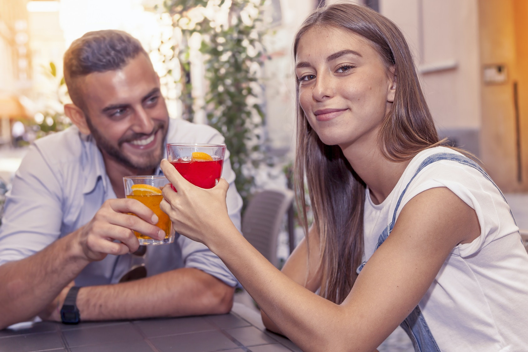 Women have it easy in dating what is second