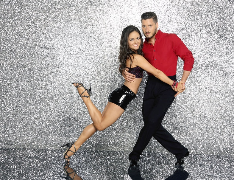 DWTS Val dating