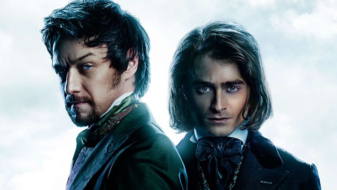 is 'victor frankenstein' based on the book? the movie puts a new