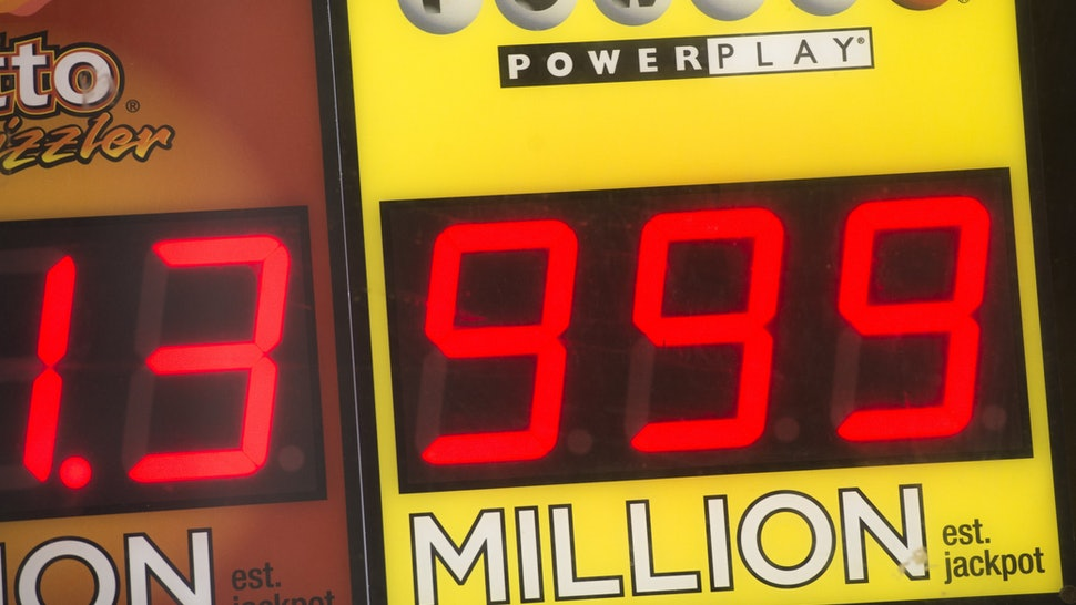 How To Pick Winning Lottery Numbers, Because The Powerball Jackpot