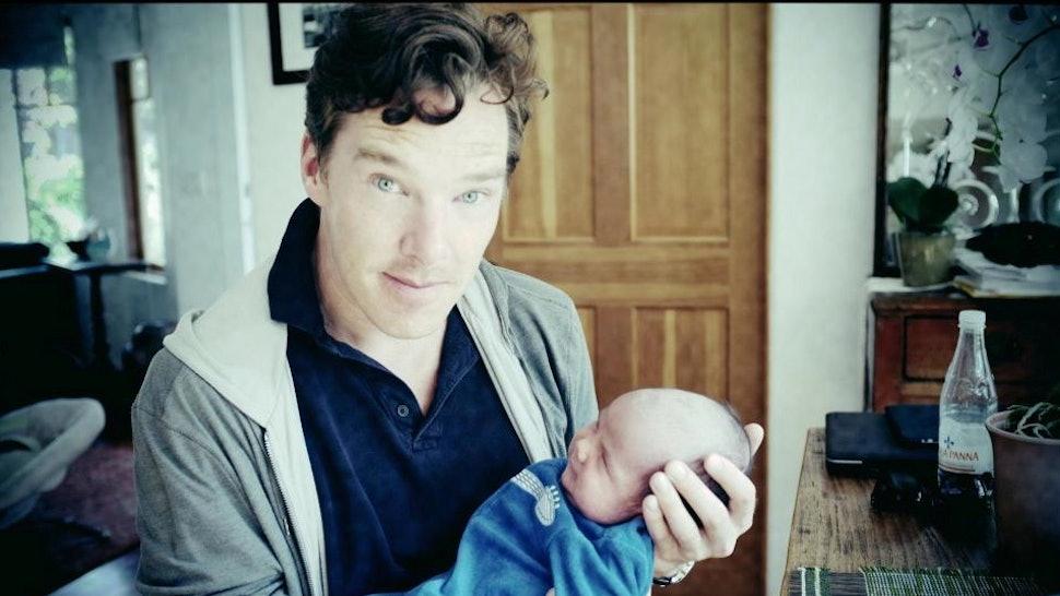 Benedict Cumberbatch Familie