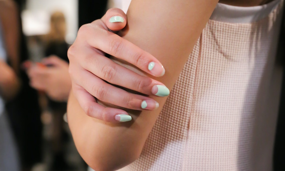 The Best NYFW Nail Art From Spring/Summer 2015: It\'s Completely ...