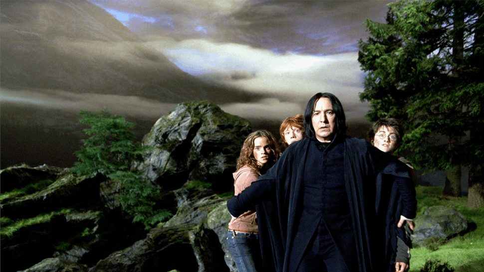 10 Best Snape Moments That Show How Incredible A Harry