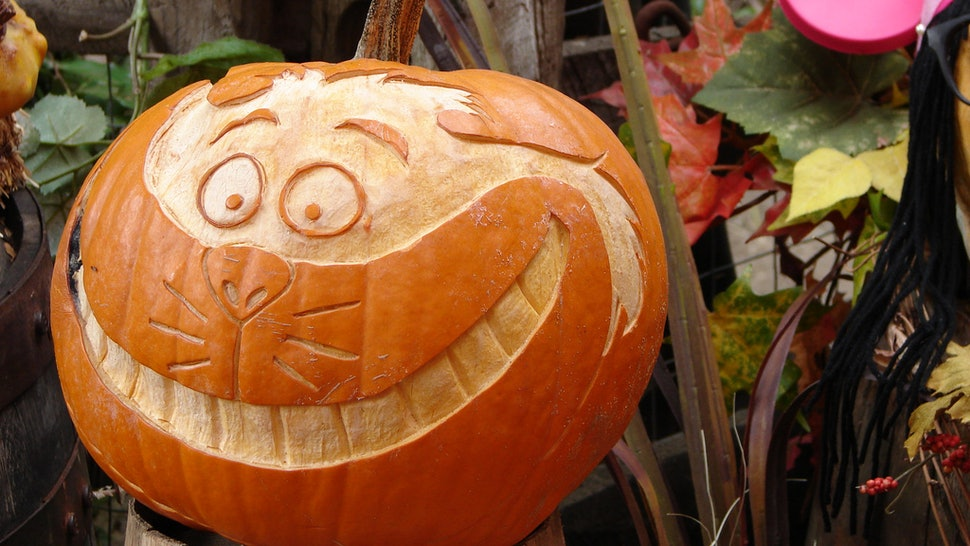 14 awesome literary pumpkin carving and decorating ideas to try out