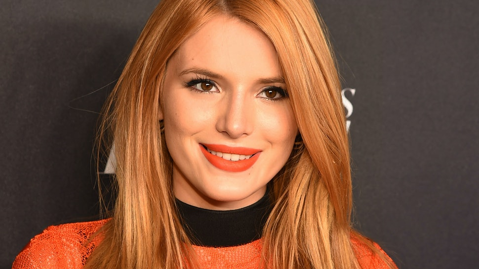 Did Bella Thorne Dye Her Hair Shes No Longer A Redhead Thats For