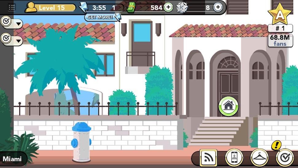 Stardom hollywood dating house