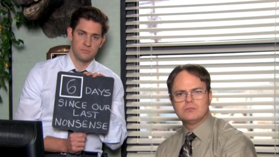 17 Insane Quotes From The Office That Will Have You Laughing At