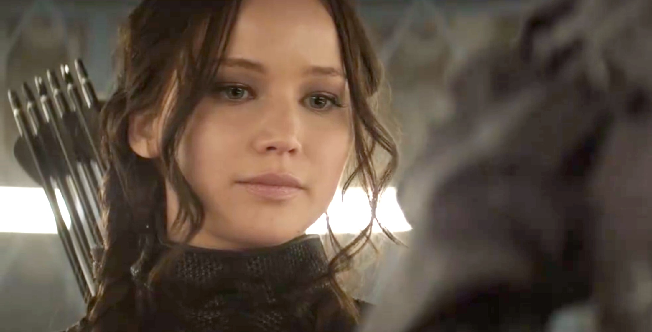 Are katniss and gale hookup in the hunger games