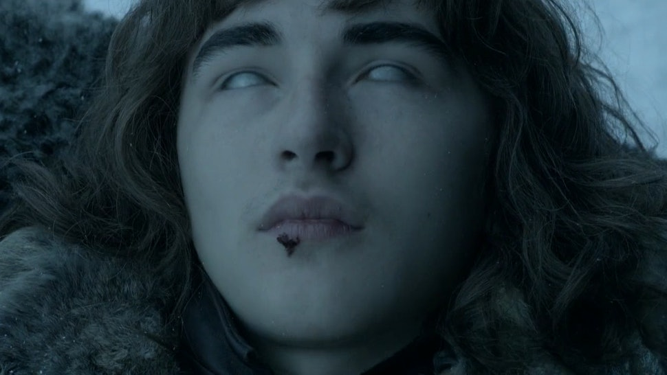 Image result for bran warging