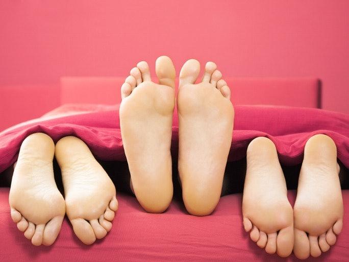 3some morning nail