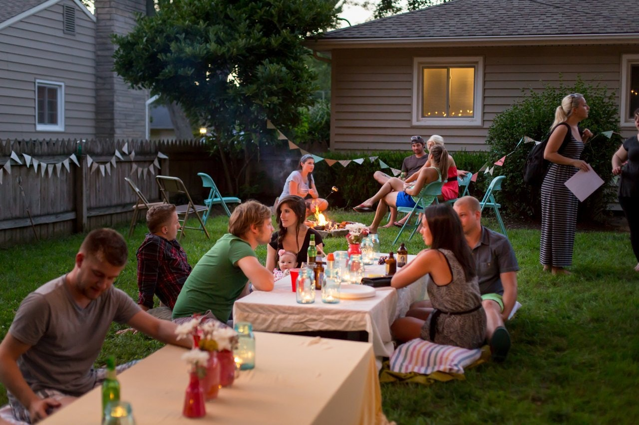9 Barbecue Party Ideas To Help You Kick Off Summer Right