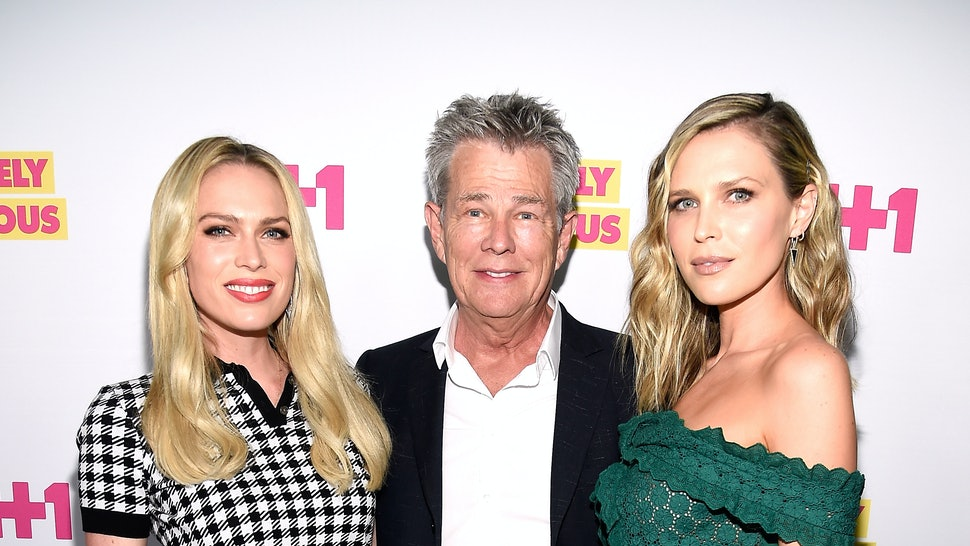 David Foster's Daughters Have A Lot To Say About Yolanda Hadid's