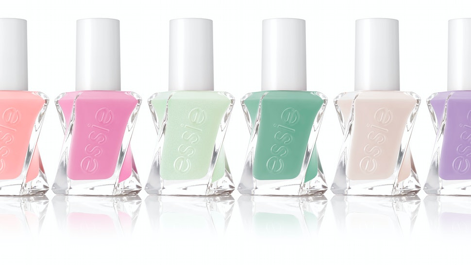 When Does The Essie Gel Couture Collection Come Out Here