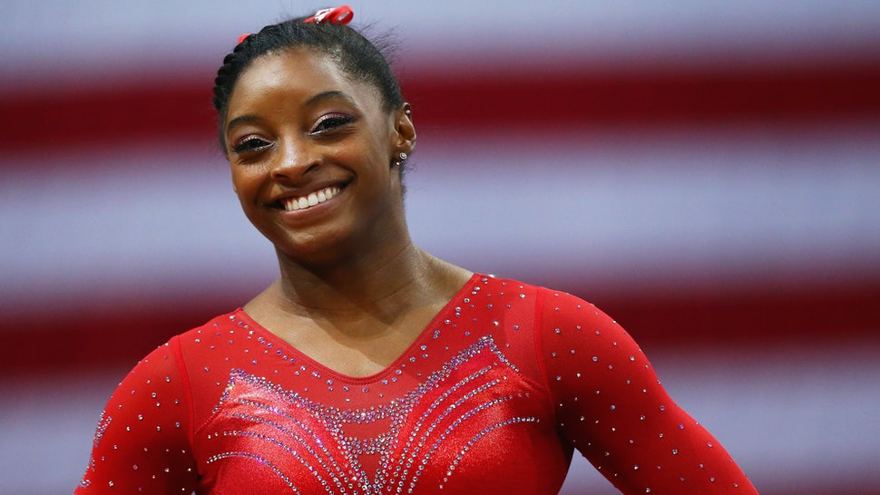 12 Simone Biles Quotes That Will Give You Life Goals (And Wish You Were Her  BFF)