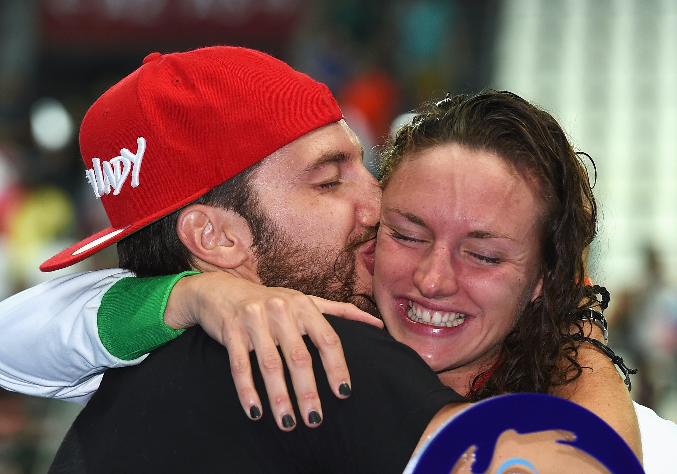 Dating olympic athletes