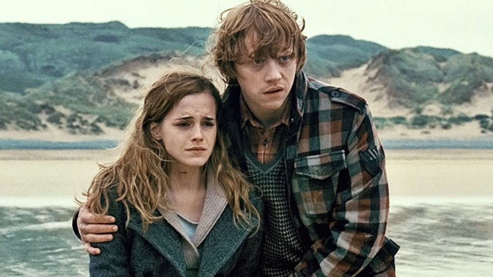 Hermione why marry ron did 7 Reasons