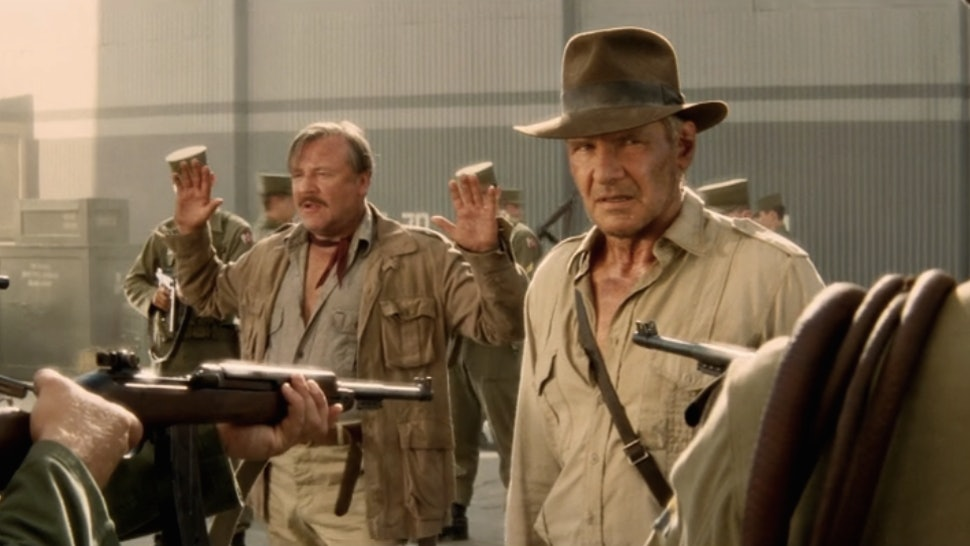 27 Absurd Things In 'Indiana Jones And The Kingdom of the
