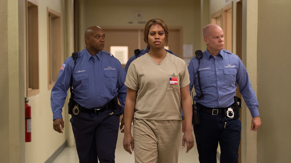 What Happened To Sophia On  Orange Is The New Black  Season 3  Laverne  Cox s Character Was Mistreated f6f5ed3b0