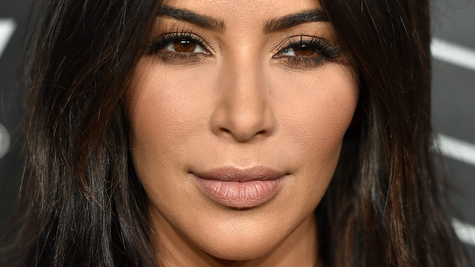 Kim Kardashian Recommends Nude Lipstick You Can Snag At The Drugstore —  PHOTOS