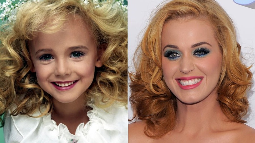 Image result for jonbenet ramsey katy perry