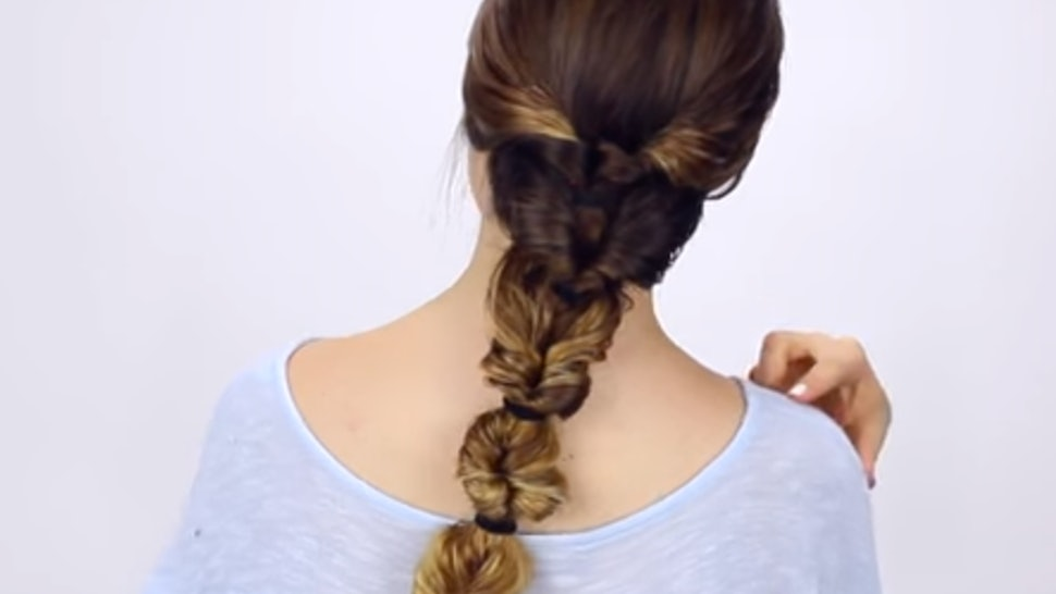 7 Quick Easy Wet Hairstyles That Aren T Damaging To Your Hair Videos
