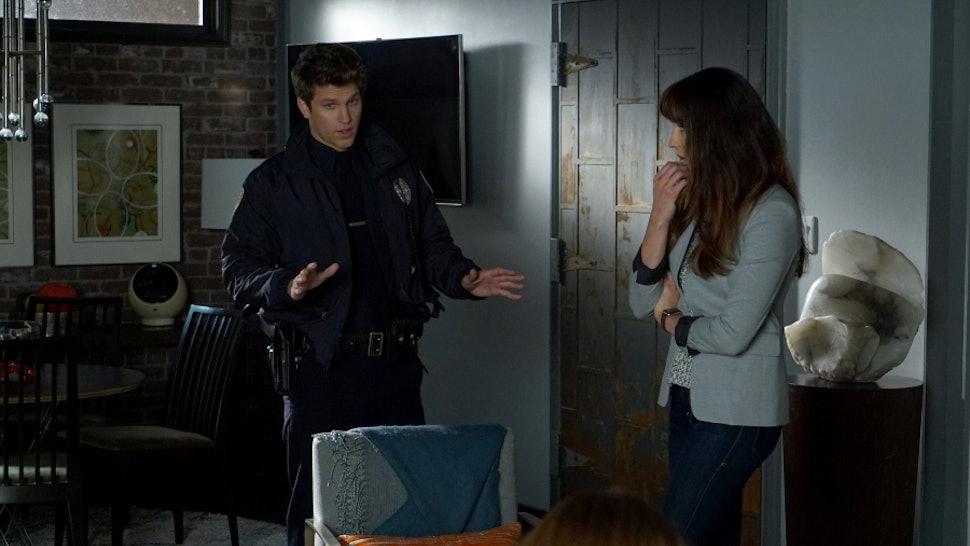 quand ne Toby et Spencer a commencé à dater ne datant pas exclusivement