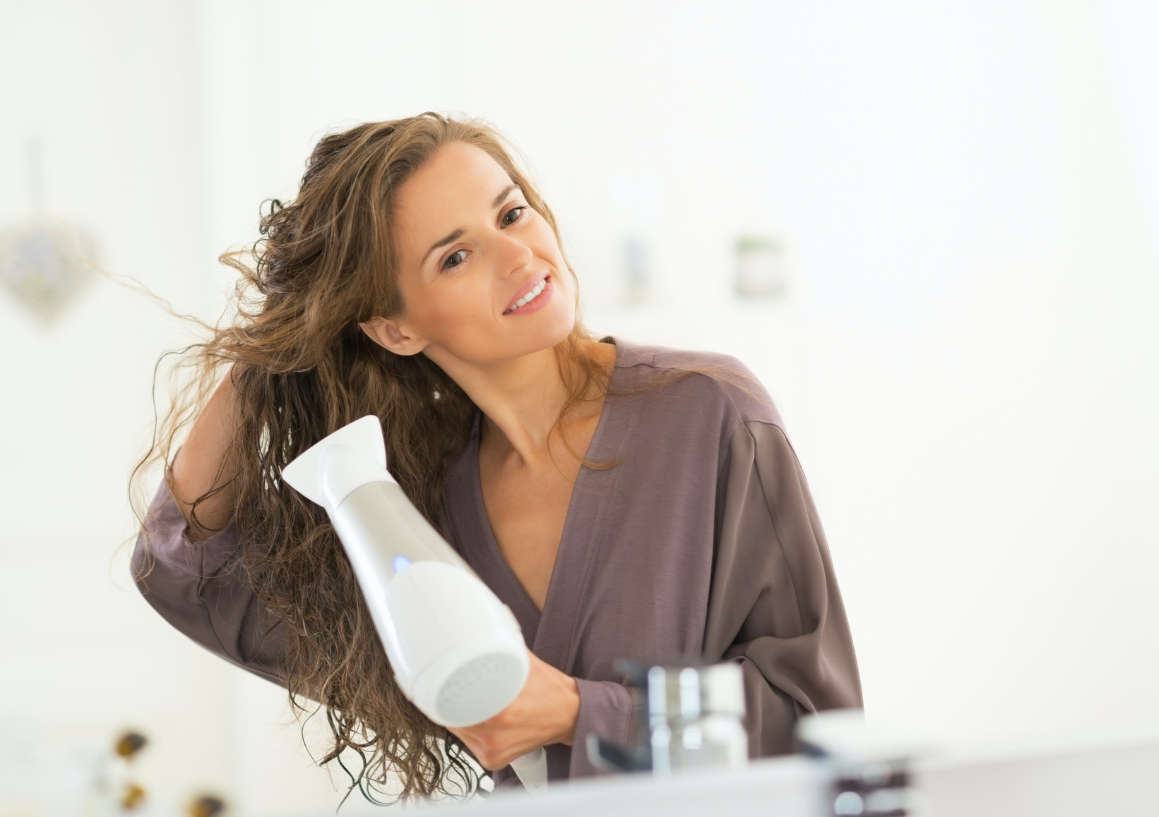 How To Dry Thick Hair Fast With 11 Expert Tips Products